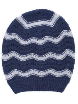 Mütze Tailka 28-114-320 von Sorgenfri Sylt in midnight