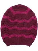 Mütze Tailka 28-114-500 von Sorgenfri Sylt in burgundy