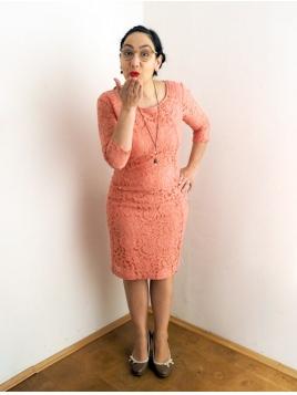 Kleid Patrice 30103879 von InWear in mauveglow