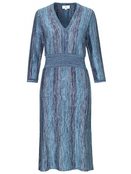 Kleid von Noa Noa in art blue