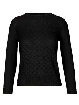 Pullover 1-8895-1 von Noa Noa in black