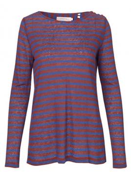 Langarm T-Shirt 1-8983-1 von Noa Noa in art red