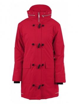 Regenmantel Montreal von Blaest Rainwear in Rot