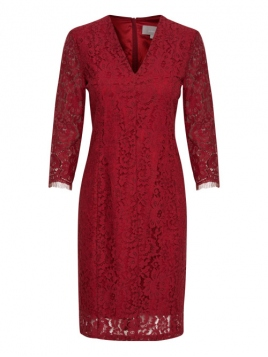 Kleid Zada von InWear in TrueRed