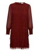 Kleid Nixa 30303640 von Part-Two in Cabernet