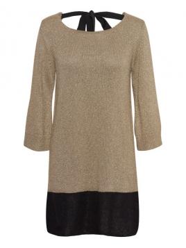 Kleid Nimba 30303642 von Part-Two in Gold