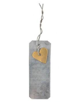 Geschenkanhänger (mit Herz) von Ib Laursen