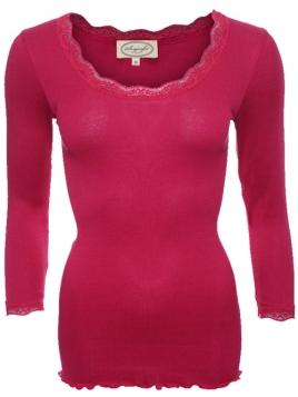 Shirt Lynn 28-039-503 von Sorgenfri Sylt in peonie