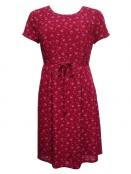 Kleid Nanneke von Sorgenfri Sylt in cherry