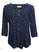 Blouse Cirsi von Sorgenfri Sylt in night