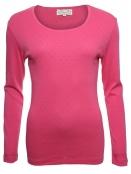 Langarm-Shirt Malin von Sorgenfri Sylt in lollipop
