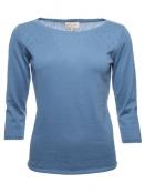 Pullover Dafne von Sorgenfri Sylt in sweden blue