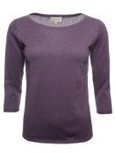 Pullover Dafne von Sorgenfri Sylt in mauve