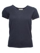 Kurzarm T-Shirt Mona von Sorgenfri Sylt in night