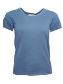 Kurzarm T-Shirt Mona von Sorgenfri Sylt in sweden blue