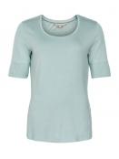 Kurzarm T-Shirt Kasa von Part-Two in CloudBlue