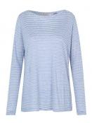 Langarm T-Shirt von Noa Noa in art blue