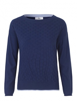 Pullover von Noa Noa in patriot blue