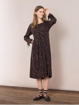 Kleid von Noa Noa in print black