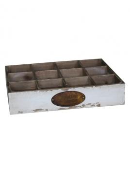 Holzkasten von Chic Antique