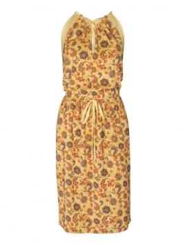 Kleid von Noa Noa in print yellow