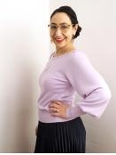 Pullover Paris von Part-Two in Lilac
