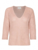 Pullover Petrona von Part-Two in Rose