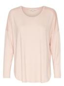 Langarm T-Shirt Fala von Part-Two in Rose