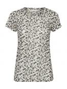 Kurzarm T-Shirt Kassim von Part-Two in DarkBlue