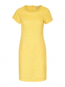 Kleid Aundreas von Part-Two in Yellow