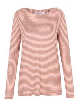 Langarm T-Shirt von Noa Noa in art rosa