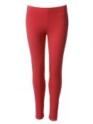 Leggings von Du Milde in red